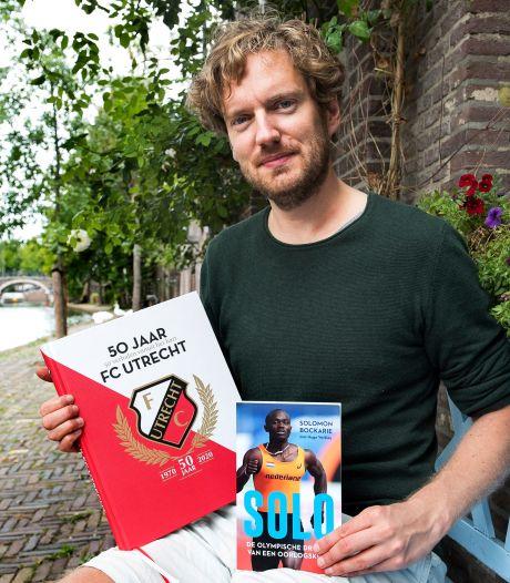 Hugo Verkley komt met twee boeken in één week: 'Met mijn verhalen wil ik bruggen bouwen'