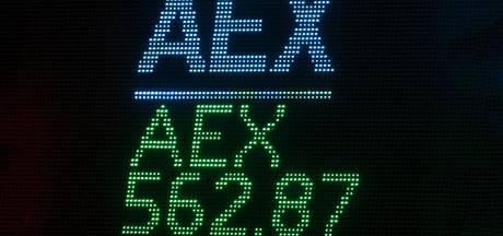 Amsterdamse beurs sluit dag af met winst
