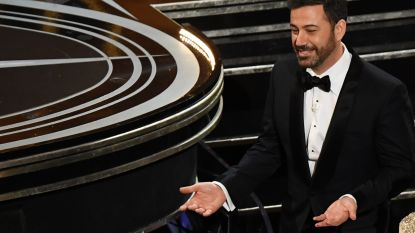 Jimmy Kimmel door het stof na grappen over Melania Trump
