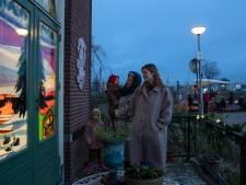 Villa Vleer verlicht Noorderhaven en in de verte gloort de nieuwe stichting Binnenland