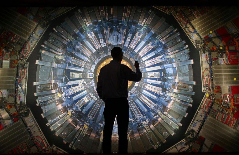 De BBC kreeg een kijkje achter de schermen bij CERN. Beeld