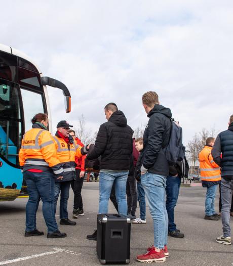 Buscombi voor potje tussen beloften Heracles en FC Twente, overdreven of niet?