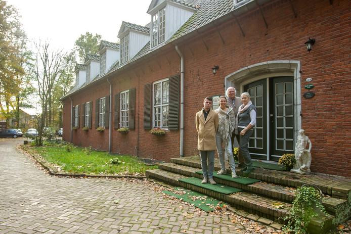 Drie generaties Jonk in De Bunker in Valkenswaard