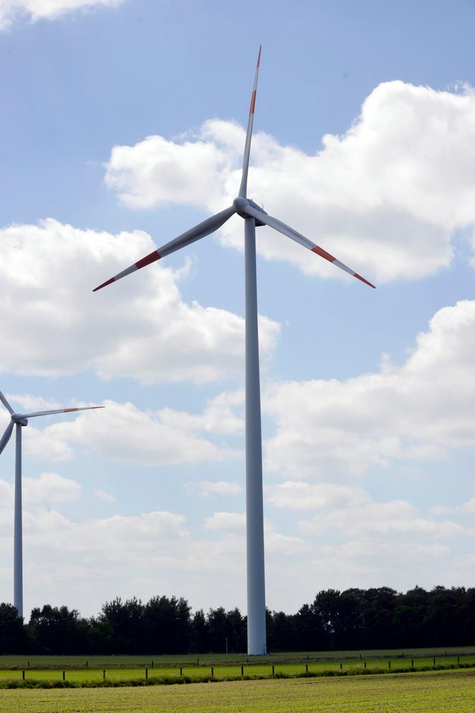 Windmolens.
