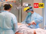 LIVE. Bijna 6.000 coronapatiënten in het ziekenhuis - Verstrengde maatregelen voor heel het land van kracht