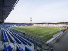 Slechts één wijziging in eredivisieprogramma PEC Zwolle