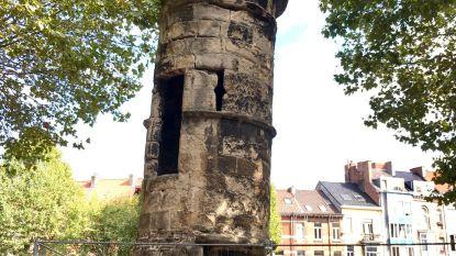 Peperbus wordt 'Gentse toren van Pisa'
