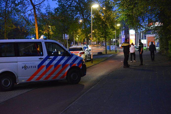 Steekpartij op Teteringsedijk in Breda.