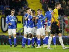 Historische zege voor ongekend effectief FC Den Bosch in Breda