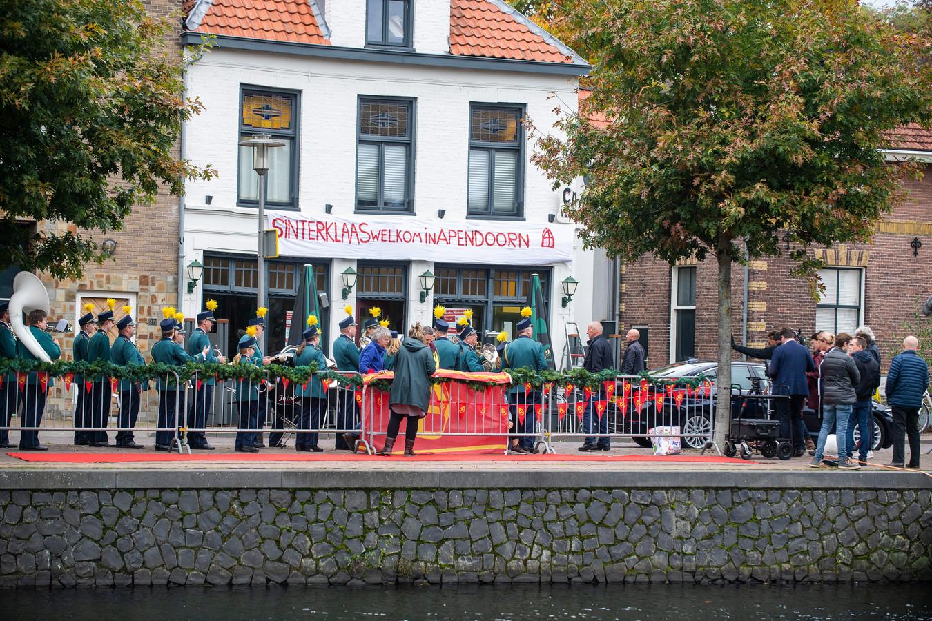 Opnames Sinterklaasjournaal in Apeldoorn © Maarten Sprangh