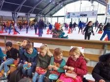 Opnieuw schaatsbaan op Veghelse Markt