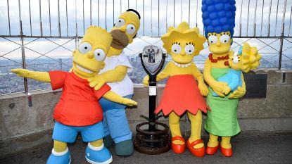 The Simpsons vieren hun 30ste verjaardag in stijl