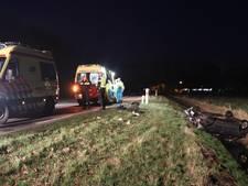 Twee gewonden bij ongeval Kraggenburg