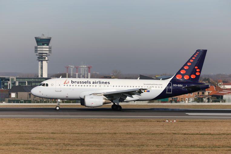 Beeld ter illustratie, Brussels Airlines.