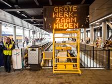 ProRail heeft geld nodig:  'Iedereen wil een schone trein'