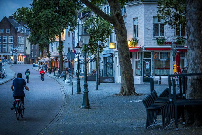 Foto ter illustratie: centrum Maastricht.