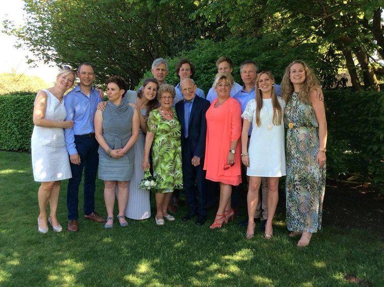 Leo en francyn vieren jaar huwelijk halen regio hln