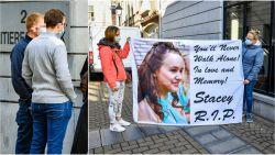 """Doodrijder van Stacey (14) legt schuld bij meisje zelf: """"Schandalig dat hij zijn verantwoordelijkheid niet neemt"""""""