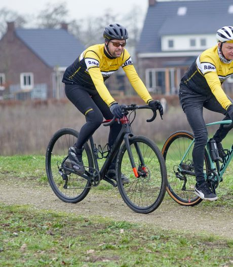 Fietsen over gravel, het is hot en happening: 'Perfect voor de natte wintermaanden'