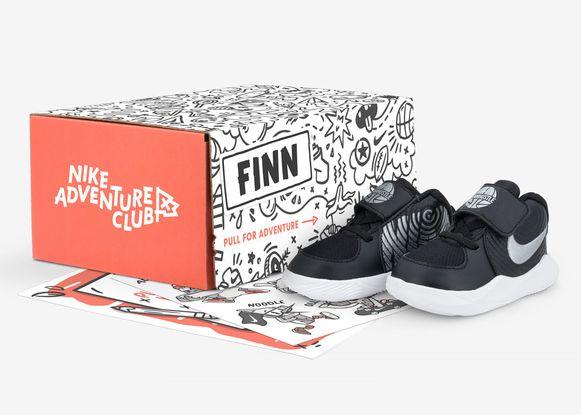 Nike lanceert een abonnement voor kinderschoenen.