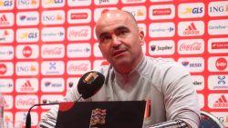 KIJK LIVE (12u). Roberto Martínez maakt selectie van Rode Duivels bekend