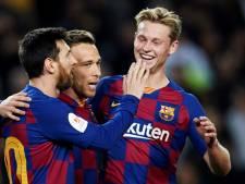 Teruglezen | Barça vraagt werktijdverkorting aan voor spelers, Gaviria mag na maand quarantaine naar huis