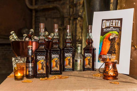 Omerta Rum.