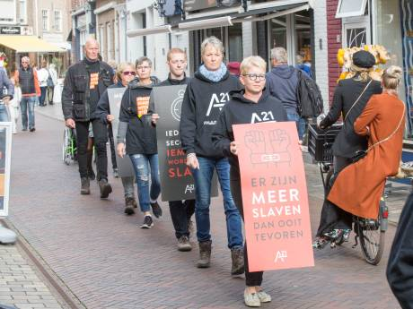 Walk for Freedom in Goes: 'kleine club, grote impact'
