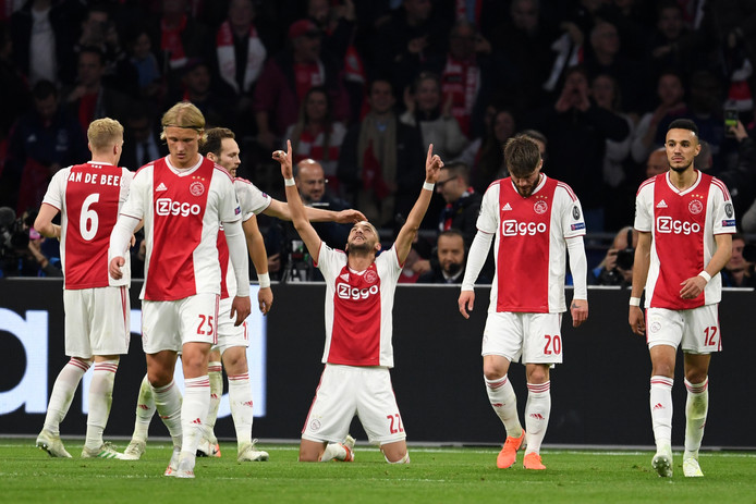 Ajax strandt in de halve finale tegen Tottenham Hotspur, maar mag met opgeheven hoofd het Europese toneel verlaten.