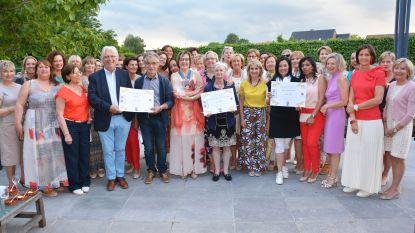Inner Wheel Midden-West steunt sociale projecten