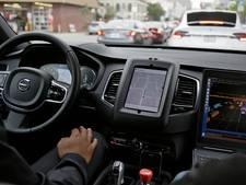 Uber stopt test zelfrijdende auto na ongeluk