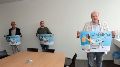 Gemeente en Unizo verdelen 15.000 euro aan prijzen om te shoppen onder de kerktoren