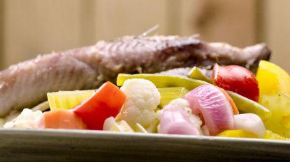 Smakelijk! Loïc maakt bakharing met aardappelsalade