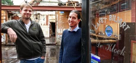 Clash om café De Kloek: 'Ondernemertje pesten'