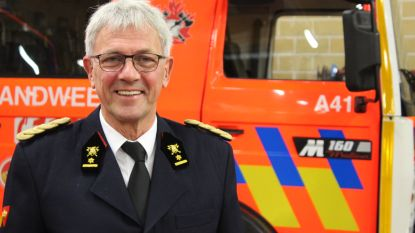 """Majoor Marc Verkest neemt afscheid van Aalterse brandweer: """"Ik zou het allemaal opnieuw doen"""""""