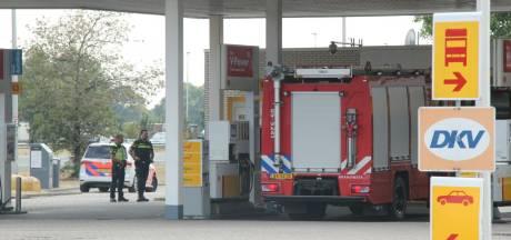 Tankstation op A1 bij Holten ontruimd