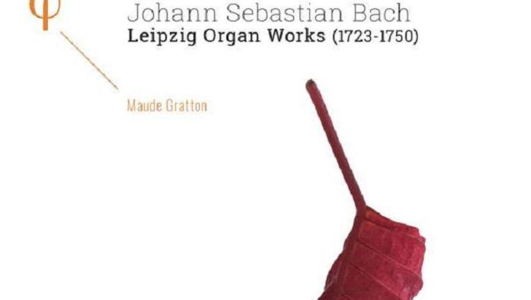 Johann Sebastian Bach (Leipzig Organ Works 1723-1750) - Maude Gratton Beeld