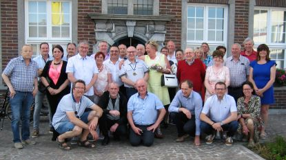 Biljartclub Nooit Verloren viert kampioenen
