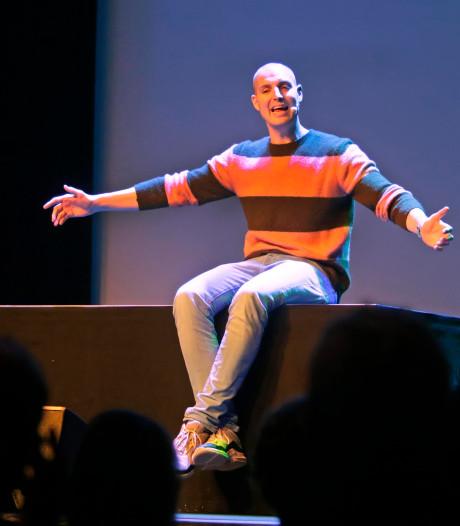 Maarten van der Weijden motiveert Bergen op Zoom tijdens Sportcafé