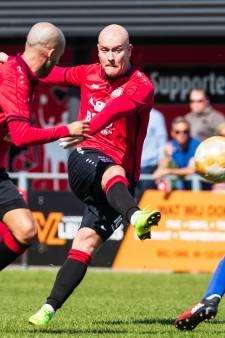 Uitslagen en doelpuntenmakers zaterdagvoetbal