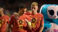 """Wat minder gegoochel bij Eden Hazard: """"Hij heeft zijn droom gerealiseerd. Dat is het belangrijkste"""""""