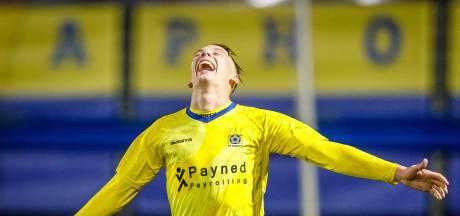 Scorende Reuvers beleeft topavond en helpt Staphorst aan bekerkraker tegen PEC Zwolle