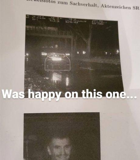 """Thomas Meunier flashé au volant de sa voiture: """"J'étais heureux sur celle-là"""""""