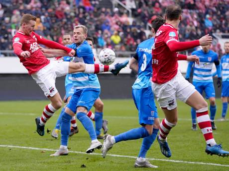Samenvatting | AZ - PEC Zwolle