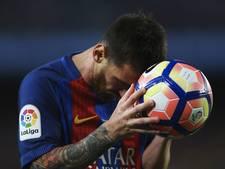 Straf Messi voor fraude blijft staan na hoger beroep