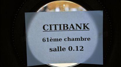Proces Citibank: CBFA zag niet al promotiemateriaal Lehman Brothers-producten
