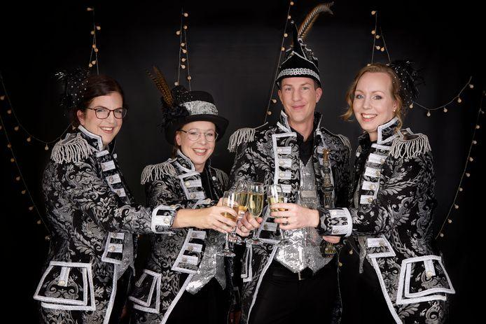 De vorig jaar uitgeroepen Prins Rens d'n Urste van Sterksel krijgt dit jaar geen opvolger.
