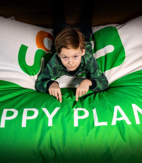 Steun voor klimaatactivist Lars (12) na ophef: 'Verzet tegen kind met een mening is lekker makkelijk'