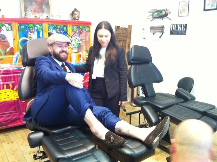 Het tattooduo