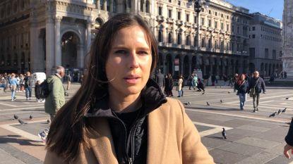 """Onze reporter vanuit Milaan: """"Je merkt dat coronavirus hier heeft toegeslagen"""""""